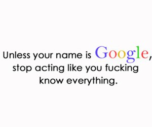 google, text, and quote image