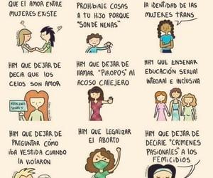 female, feminism, and self image