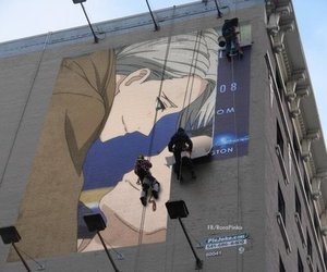 theme, yuri on ice, and anime image