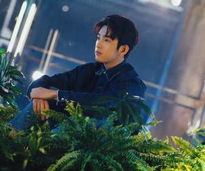 got7, jinyoung, and never ever image