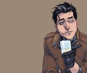 comic, comics, and DC image