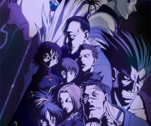 hxh, the phantom troupe, and story arc image