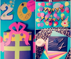 birthday, ideas, and regalo image
