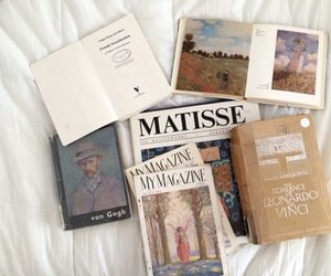 book, art, and aesthetic image