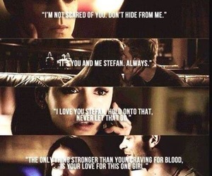 stelena, the vampire diaries, and tvd image