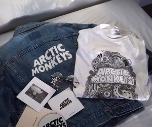 arctic monkeys, band, and clothes image