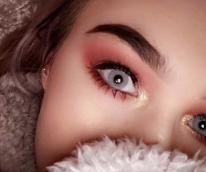 alternative, beauty, and blue eyes image