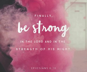 god, quotes, and strength image
