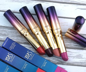 beauty, tarte, and gold image