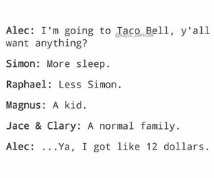 cast, funny, and alec lightwood image