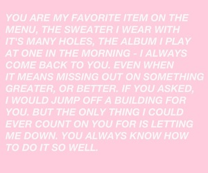 pink, quote, and scream poem image
