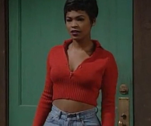 nia long and 90s image
