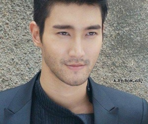 super junior, kpop, and siwon image