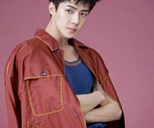 sehun, exo, and model image
