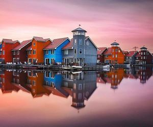 netherlands and travel image