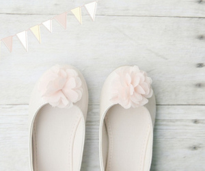 shoes, pastel, and white image