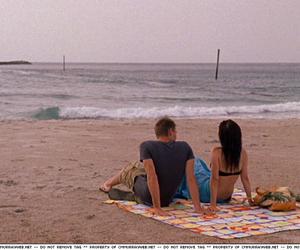 aw, beach, and chad michael murray image