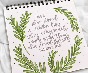 lettering, quotes, and text image