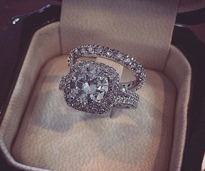 luxury, ring, and goal image