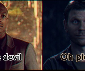 Devil, spn, and cade image