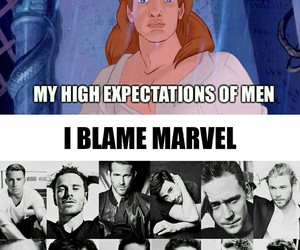 Marvel, disney, and Avengers image