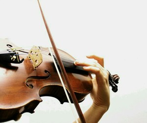 violin, music, and tumblr image