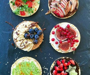 healthy, food, and FRUiTS image