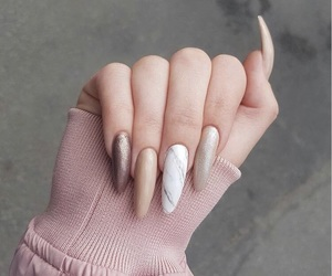 jewelry, nail art, and nails image