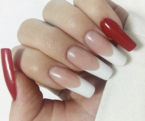 french, jewelry, and long nails image