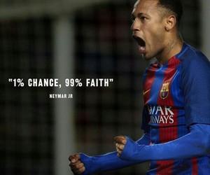 faith, neymar, and football image