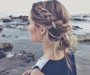 girl, sea, and staybeautiful image