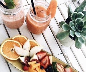 cactus, healthy, and smoothie image