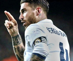 real madrid, sergio ramos, and football image