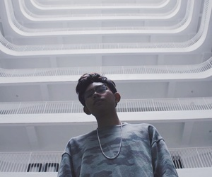 buildings, singapore, and streetwear image