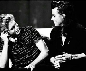 1d, harry stiles, and naill horan image