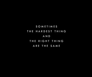 black and white, quote, and thoughts image