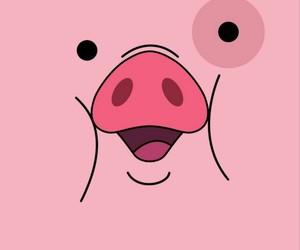 pato, pig, and gravity falls image