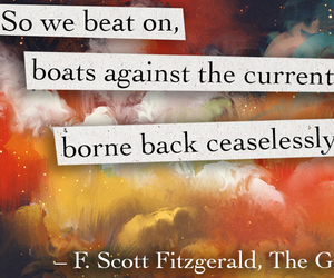inspiration, painting, and f scott fitzgerald image