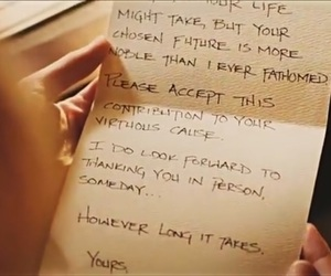 Letter, the vampire diaries, and tvd image