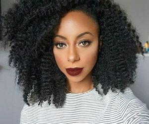 dark skin, eyeshadow, and makeup image