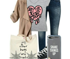 OC, outfit, and Polyvore image