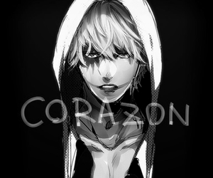 anime, corazon, and one piece image