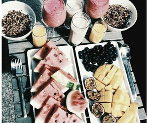 FRUiTS, tumblr, and smoothies image