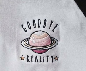 reality, planet, and goodbye image