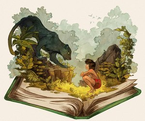 disney and jungle book image