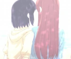 anime, kuzu no honkai, and mugi awaya image