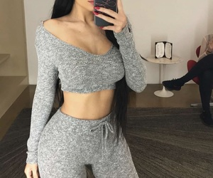 beauty, style, and kylie jenner image