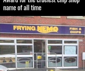 finding nemo and funny image