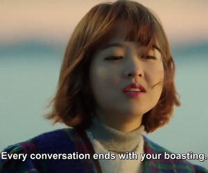 Korean Drama, kdrama, and park bo young image