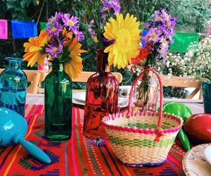 colores, colors, and comida image